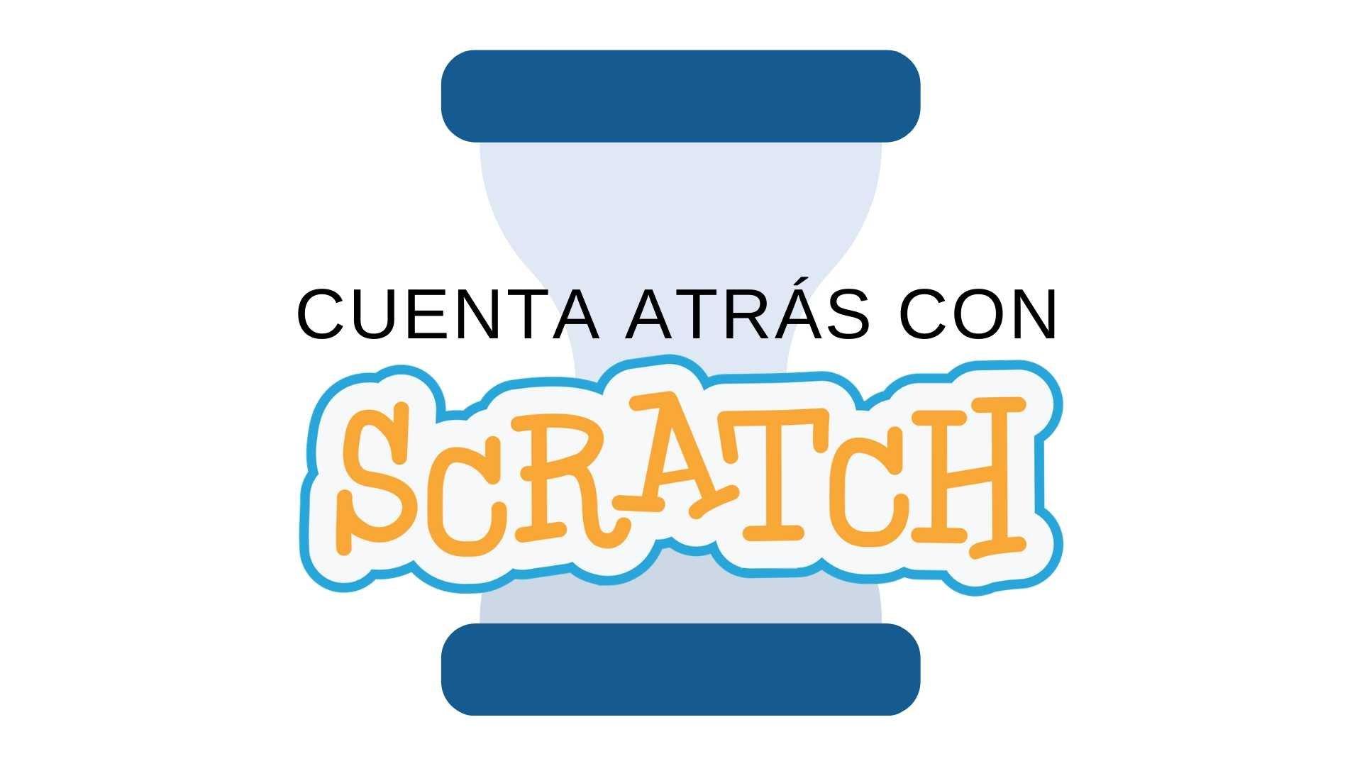 cuenta atrás con Scratch